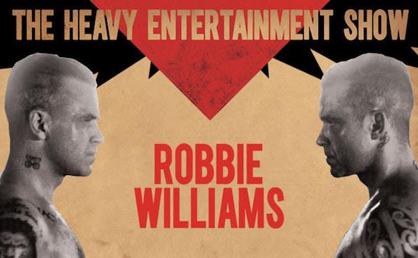 ROBBIE WILLIAMS HEAVY ENTERTAINMENT SHOW – MELBOURNE 24/02/18