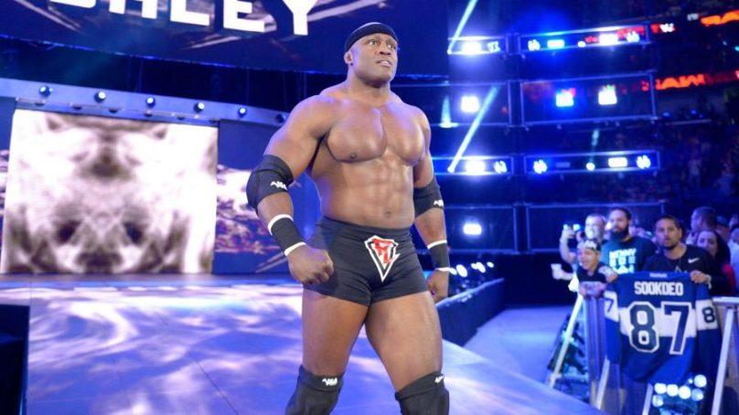 INTERVIEW – WWE SUPERSTAR BOBBY LASHLEY