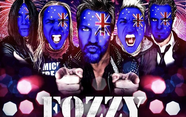 INTERVIEW: CHRIS JERICHO – FOZZY