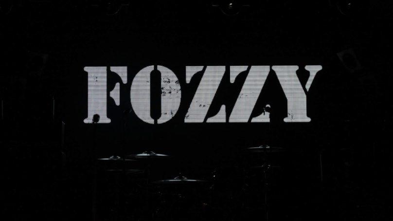 FOZZY -MELBOURNE 9/11/18 MAX WATTS