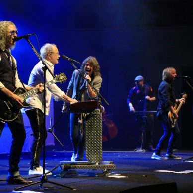 FOREIGNER MELBOURNE SHOW  – HAMER HALL 29/10/18